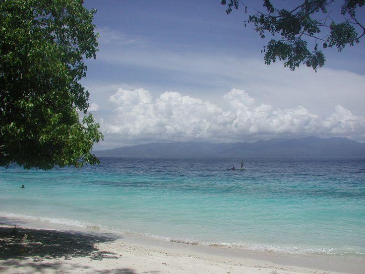 Pantai Hunimua Maluku