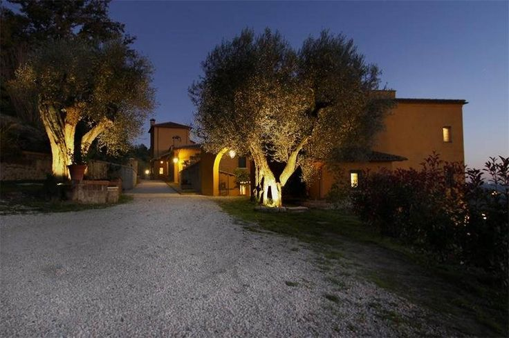 Villa with 9 ha lands just 40 mins from Rome Otricoli Terni, Italy – Luxury Home For Sale