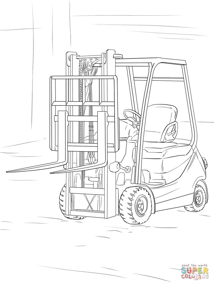 26 best forklift parts images on toyota