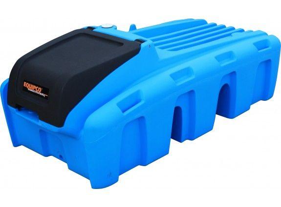 400ltr low profile Poly AdBlue Ute dispenser pack