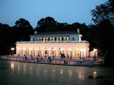 The Boathouse Brooklyn Weddings New York Wedding Venues 11215