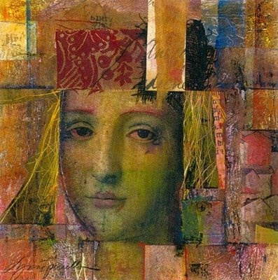 Art Propelled: RUSSIAN ICONS AND LYNNE PERRELLA