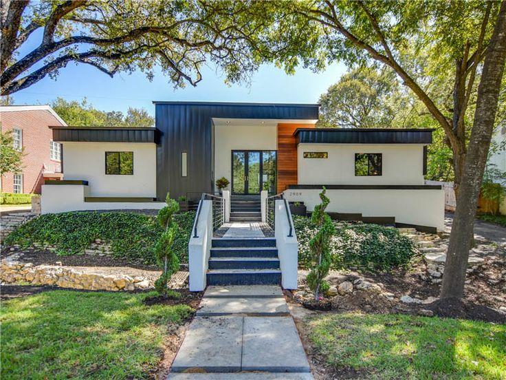 Homes mobili ~ Best austin modern homes images