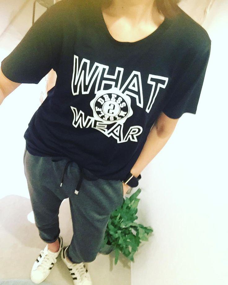 #AGNOST の#T-shirt と#ultora の#スウェット #pants のコーデ 履きやすいからほんと好き 今回は濃い#gray と#white が入荷ー(O)/ 夏でもサラッとはけてほんとオススメ  このpantsはキレイめにも使えるからすごい\(////)\ あとね サイズ大きくすれば男の方でも履けるんです 展示会の時男子なメーカーさんはいててカッコ良かったよ  なのである意味ユニセックスなスエットpants  #吹田市関大前駅セレクトショップ  #吹田市関大前セレクトショップ  #セレクトショップアンスリール  #tshirt  #woman  #ユニセックス  #ultora  #スエットパンツ #履きやすい #大人女子#吹田市セレクトショップ #ブラックコーデ #ootd #agnost #love #ママコーデ #アラサー女子 #ファッション #今日のコーデ
