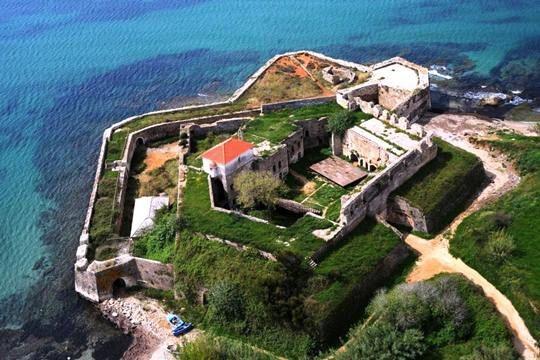 VISIT GREECE  #Preveza #Epirus #greekcastles