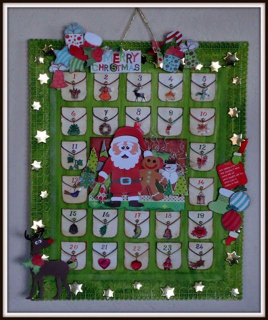 Homemade Advent Calendar Ideas For Boyfriend : Ideas about homemade calendar on pinterest