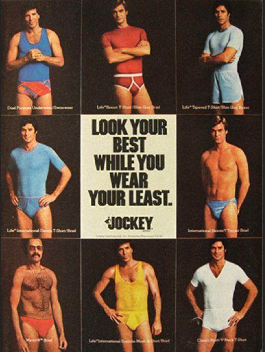 Gay shaved jockeys