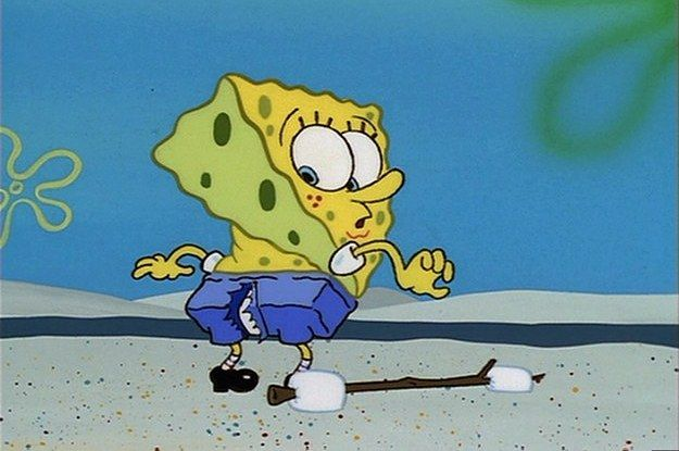 """How Well Do You Know The Song Lyrics To """"Ripped Pants"""" From """"SpongeBob SquarePants?"""""""