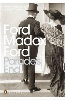 Books: Parade's End - Ford Madox Ford   Adapted for the BBC by Tom Stoppard, is a masterpiece saturated with sex and features 'the most possessed evil character' in 20th-century fiction