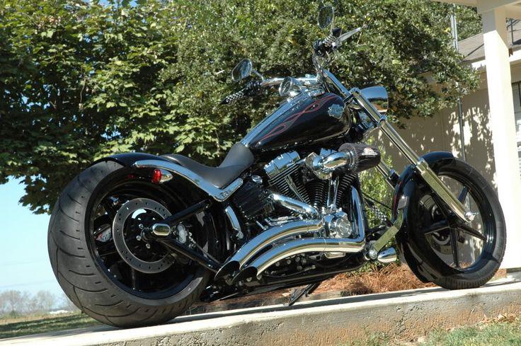 2008 Rocker C FXCWC w/ Heartland Kit - Harley Davidson Forums