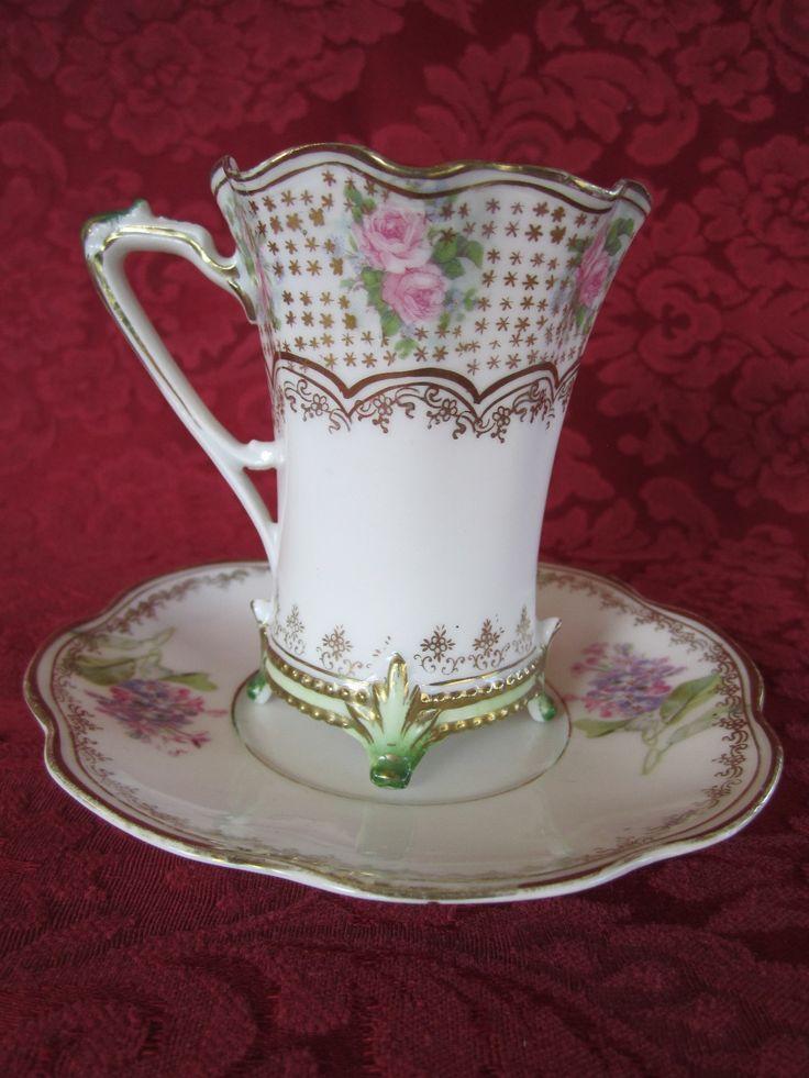 949 besten vintage german porcelain and pottery bilder auf. Black Bedroom Furniture Sets. Home Design Ideas