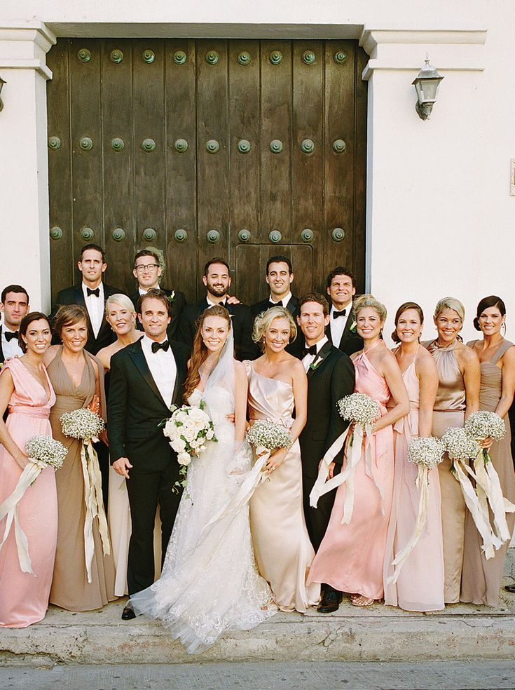 135 best c weddings images on pinterest wedding pics dream the wedding party includes the grooms brothersbest men aaron and russell and sister of the bridematron of honor veronica junglespirit Images