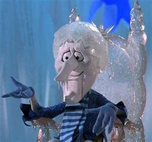 He's Mr. Snow Miser