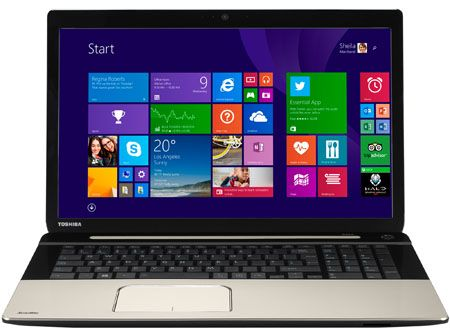 Laptop Toshiba Satellite L70-B-12T