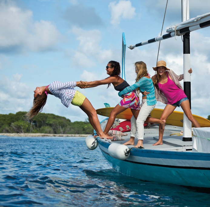 Enter for a chance to WIN an epic adventure to Tavarua, Fiji with the Roxy athletes & 4 other daring girls from around the world & up to $ 5,000 USD!     Show us how you #DAREYOURSELF by submitting a photo or video entry