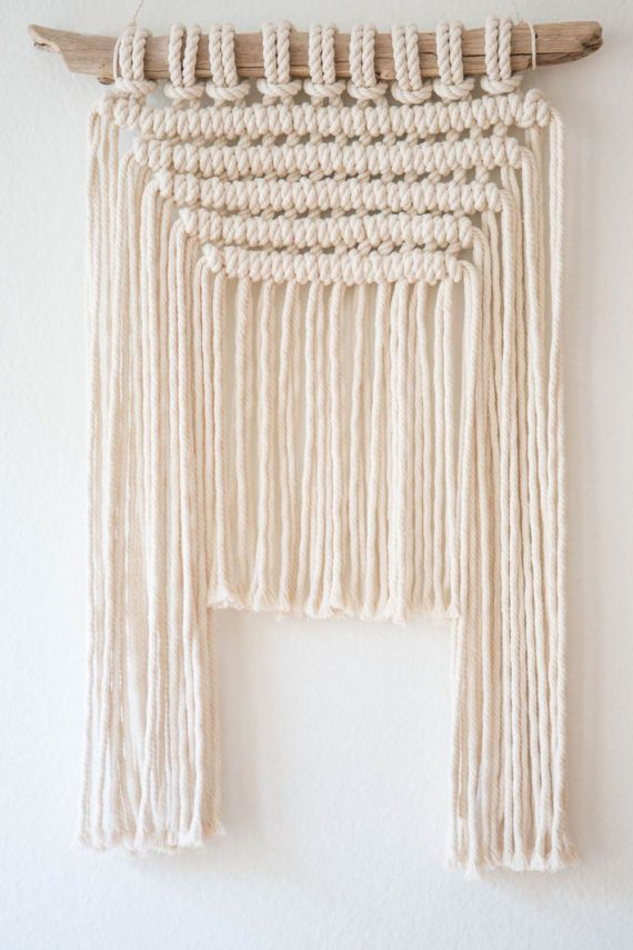 Boho Wall Hanging Macrame Wall Art Tapestry