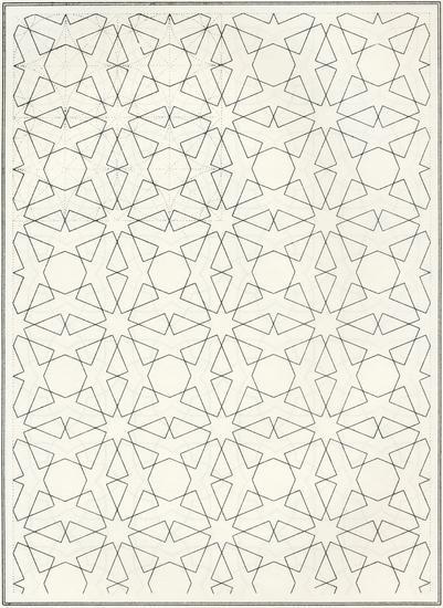 Pattern in Islamic Art - BOU 044