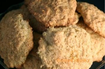 Cocadas - Coconut Cookies