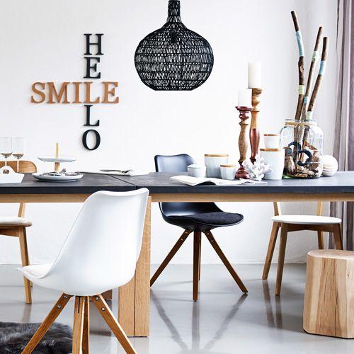 lieben was auf den tisch kommt esstisch esszimmer wohnen einrichten pinterest. Black Bedroom Furniture Sets. Home Design Ideas