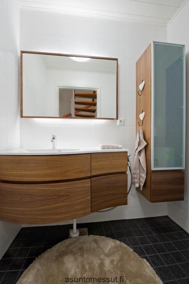 Omatalo Lehtorinne - WC | Asuntomessut