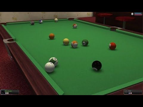 Real Pool 3D Poolians GAMEplay - Real Pool 3D Poolians is a Free to play Multiplayer Pool Game featuring realistic controls graphics and sound effects