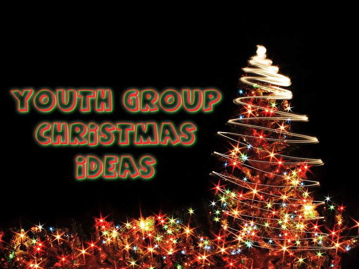 Wonderful Youth Group Christmas Party Ideas Part - 13: Youth Group Christmas Ideas