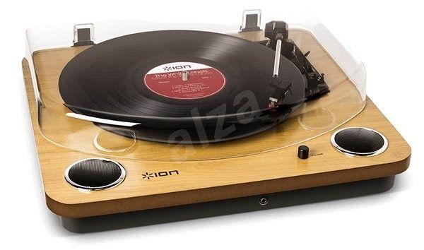 Gramofón ION Max LP