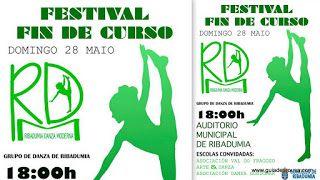 Festival de Danza Moderna 28may'17 _evento @ConRibadumia 2017 21sem 28may domingo evento festival ribadumia