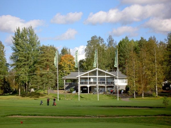 Hartola Golf, Hartola Finland