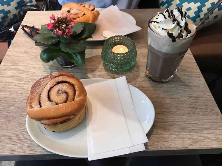 Weekend trip to Oslo, DFDS, Cruise, Ship, Copenhagen, Oslo, Weekend trip, Cinnamon bun