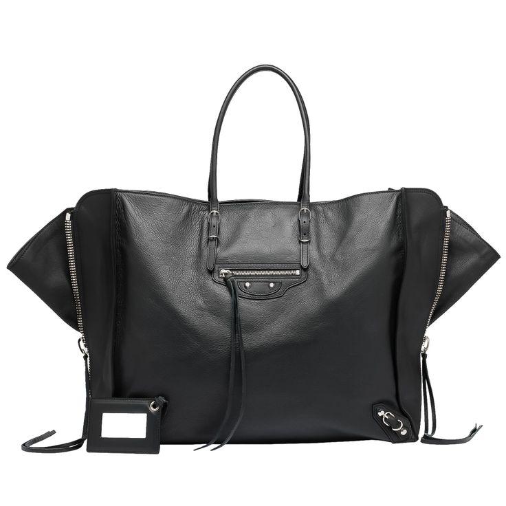 Balenciaga Papier Zip Around A4 Balenciaga - Cabas Femme - Sacs a Main Balenciaga