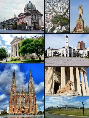 ♥♥♥ La Plata, capital de la provincia de Buenos Aires