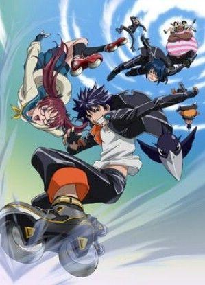 Info Air Gear OVA