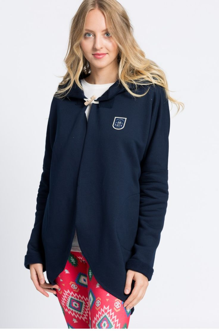 Bluzy Rozpinane  - Femi Pleasure - Bluza Hoste
