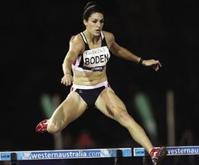 3 Track Tips from Lauren Boden, 23, of Canberra, is the 2010 and 2011 Australian 400m hurdles champion (PB 55.25)