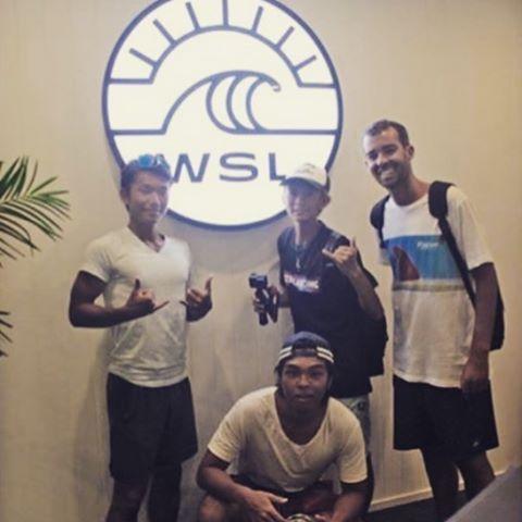 【seiya_surfing】さんのInstagramをピンしています。 《WSLのオーストラリア メインオフィス入れてもらえた✨ やばくね!!world surf league #WSL #worldsurfleague #world #surfing #surf #league #surfer #Japanese #Australia #Office #GoldCoast #wave #ワールドサーフリーグ #オフィス #サーフ #サーフィン #サーファー #海 #オーストラリア #ゴールドコースト》
