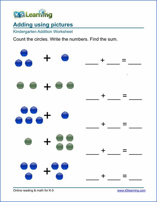 Math Worksheets Kindergarten Kindergarten Math Worksheets Free Kindergarten Addition Worksheets Kindergarten Math Worksheets