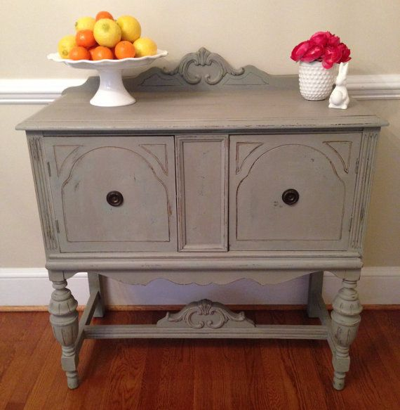Sold annie sloan chalk painted mini antique by for Chalk paint comparable to annie sloan