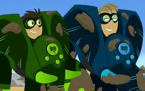 Wild Kratts Printables--Go on an adventure in your own backyard!