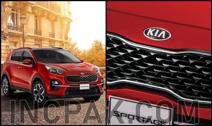 New Kia Sportage Alpha Price In Pakistan With Lower Features In 2020 Kia Sportage Sportage Kia