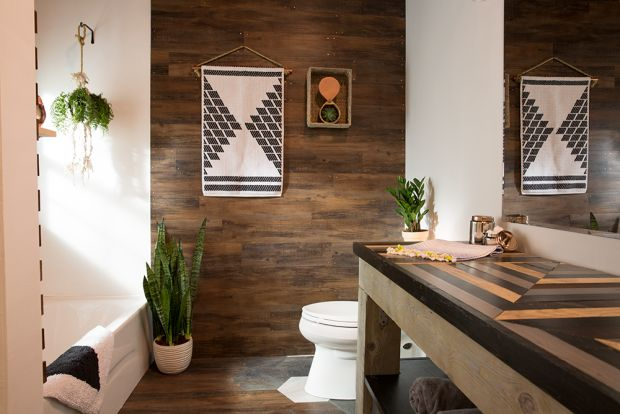 Image Result For Bathroom Wall Ideas On A Budget