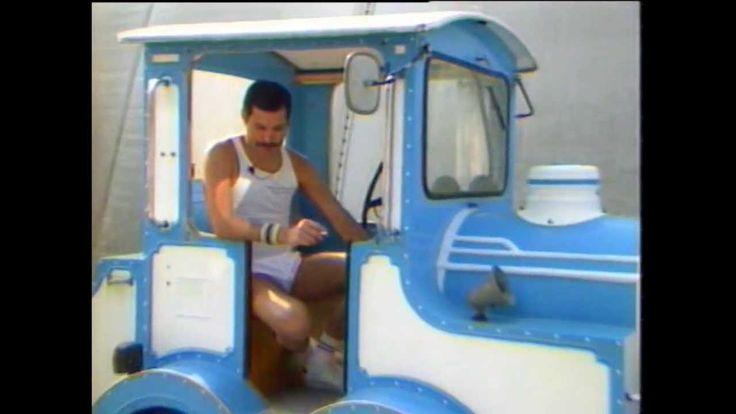 Freddie Mercury Interview 1984