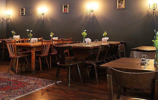 Holzkranich Bar- \ Brotzeitküche, München München Pinterest - vietnamesische k che m nchen