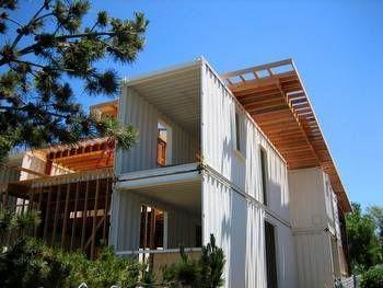 Arquitectura: Casas contenedores.[Reciclar] - Taringa!