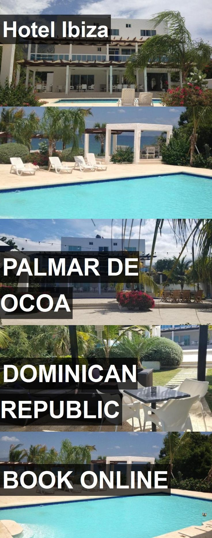 Hotel Ibiza in Palmar de Ocoa, Dominican Republic. For more information, photos, reviews and best prices please follow the link. #DominicanRepublic #PalmardeOcoa #travel #vacation #hotel
