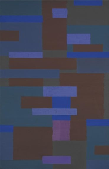 Ad Reinhardt, ABSTRACT PAINTING. quilt idea. the colors!
