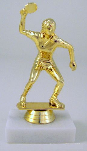 Table Tennis Trophy - Female