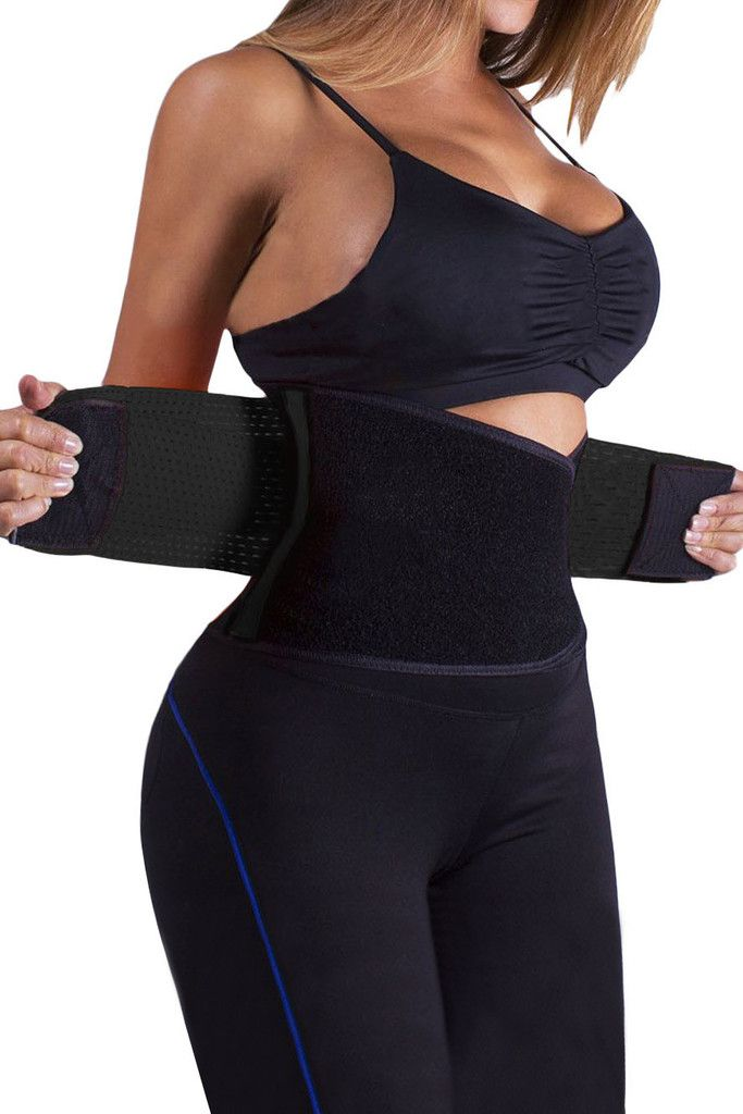 Power Belt And Waist Trainer Black – Fashion Effect Store