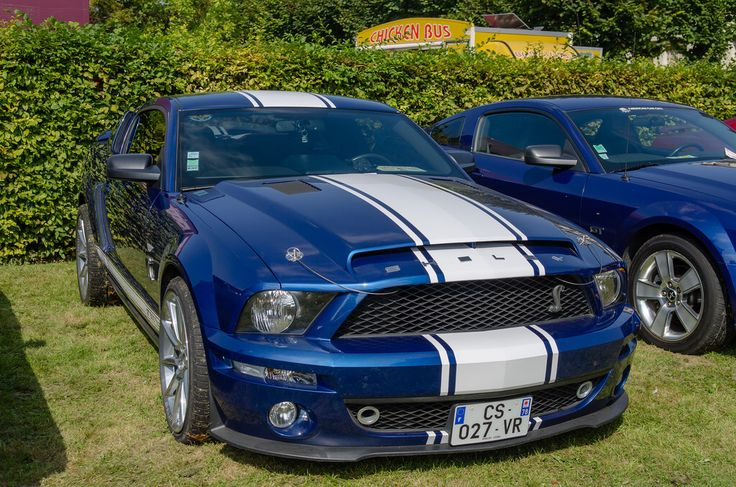2007 Ford Mustang Shelby GT 500 Super Snake