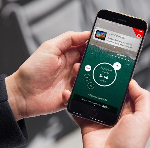 Vodafone verschenkt 50 GB Highspeed Datenvolumen bei einer Festnetzstörung -Telefontarifrechner.de News